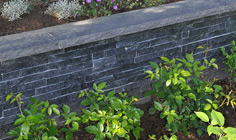 Stone Panels Black Quarzite 2