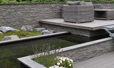Stone Panels Grey Quarzite 2