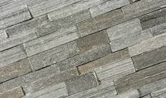 Stone Panels Grey Quarzite