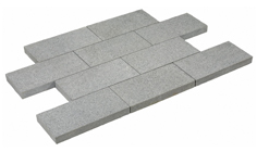 Paving Line Tibet Dark Grey