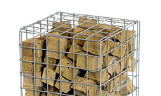 Yellow Gabion